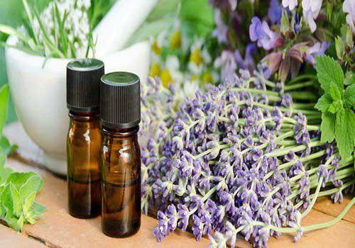 درمان با روغن گیاهی