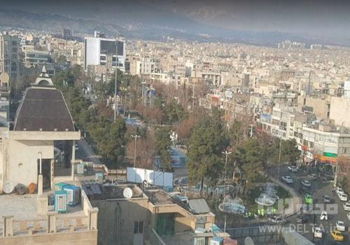 خانه های پرفروش تهران