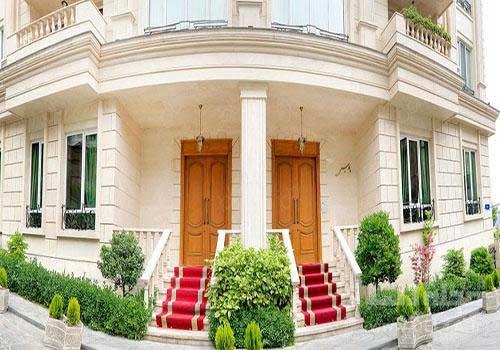 اجاره خانه های تهران