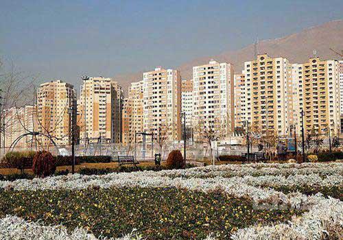 خرید آپارتمان 75 متری در تهران