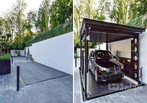 پارکینگ مخفی