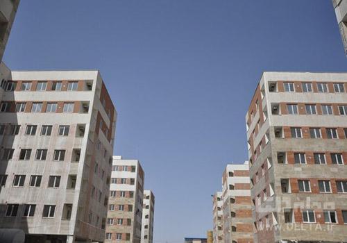 ساخت یک میلیون خانه در سال