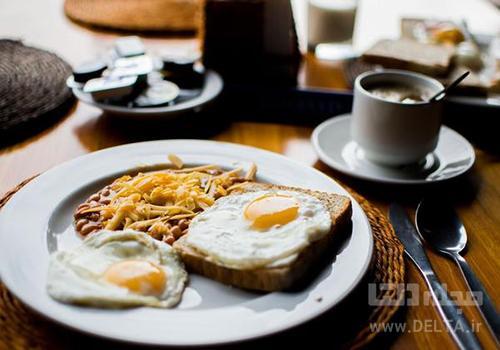 نخوردن صبحانه