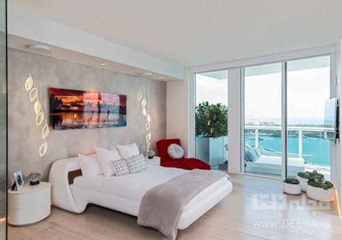 لوستر زیبا برای اتاق