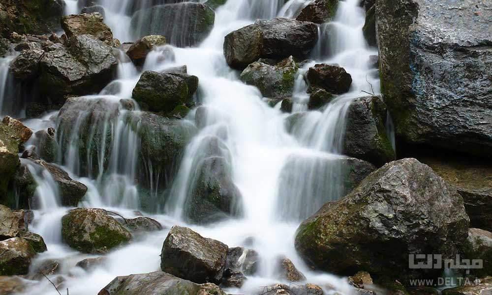 عکاسی اطراف آب پری