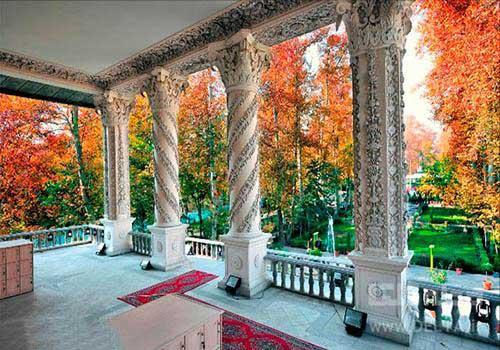 باغهای تهران
