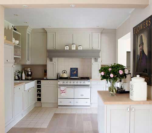 نصب تابلو در آشپزخانه