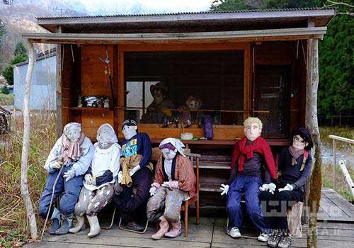 روستای عروسکی ژاپن