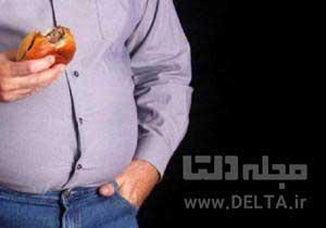 چرا چاق می شویم؟