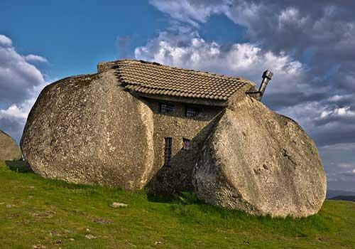 خانه سنگی پرتغال