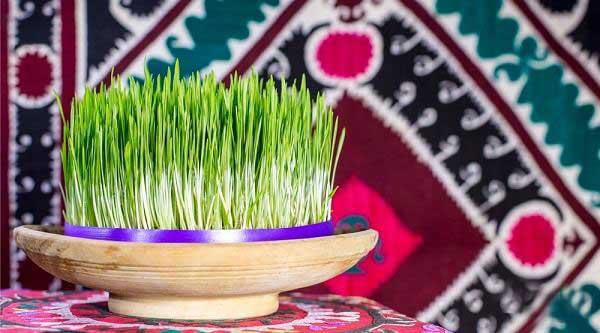 سبزی عید