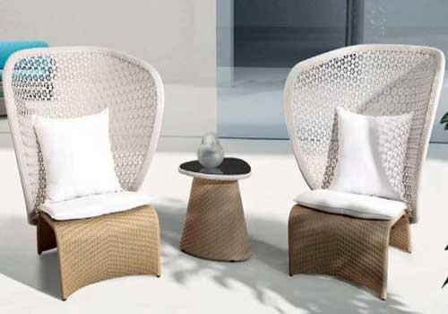 صندلی محوطه سازی