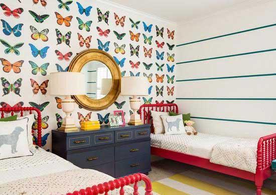 دیزاین دیوار اتاق خواب