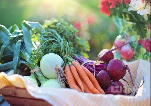 غذاهای ارگانیک مناسب برای محتفظت از کبد