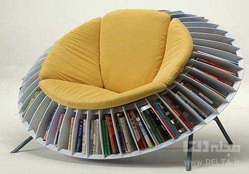 کتابخانه مدرن ترکیبی