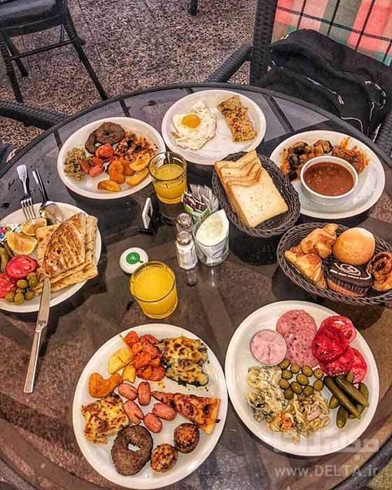 موزه زمان صبحانه