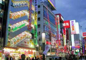 خیابان های ژاپن