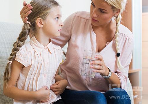 علائم آپاندیسیت در کودکان