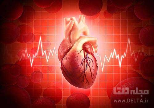 دلایل حمله قلبی در جوانی