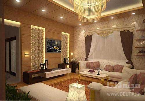 لایه های روشنایی در دکوراسیون داخلی منزل