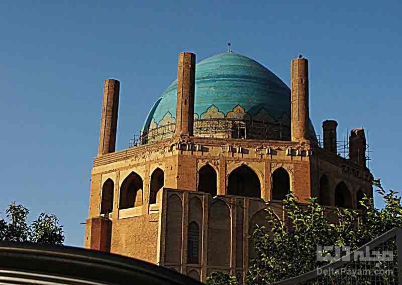 گنبد سلطانیه زنجان؛ سلطان گنبدهای ایران