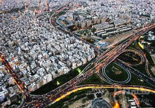 طراحی تهران