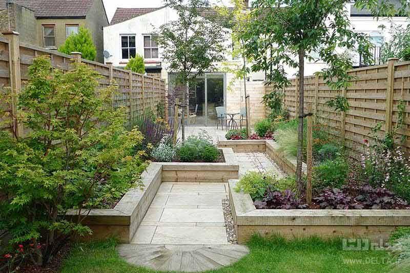 فضای سبز در خانه