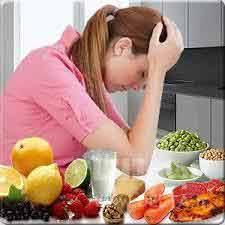 درمان افسردگی با تغذیه
