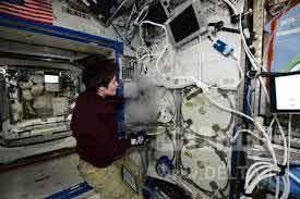 آزمایشگاه فضایی