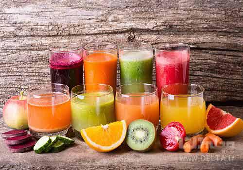 میوه به جای آبمیوه