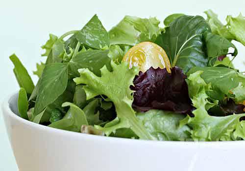 پیشگیری از دیابت با خوردن سبزی