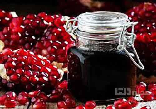 خوراکی های ضد سرطان رب انار