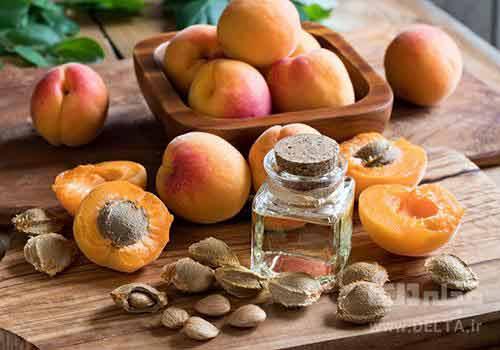 خوراکی های ضد سرطان هسته زردآلو