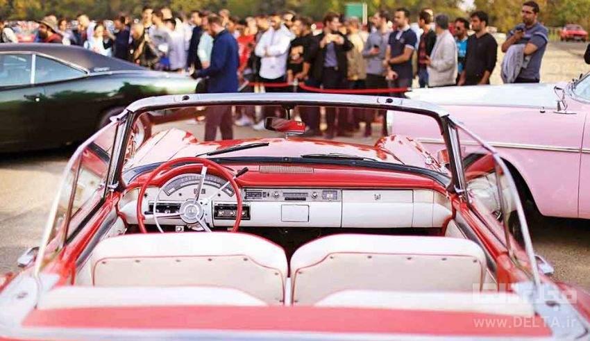 موزه خودروهای تهران