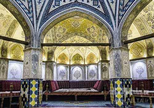 حمام سلطان امیر احمد