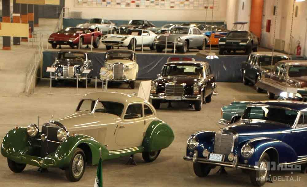 موزه خودروهای ایران