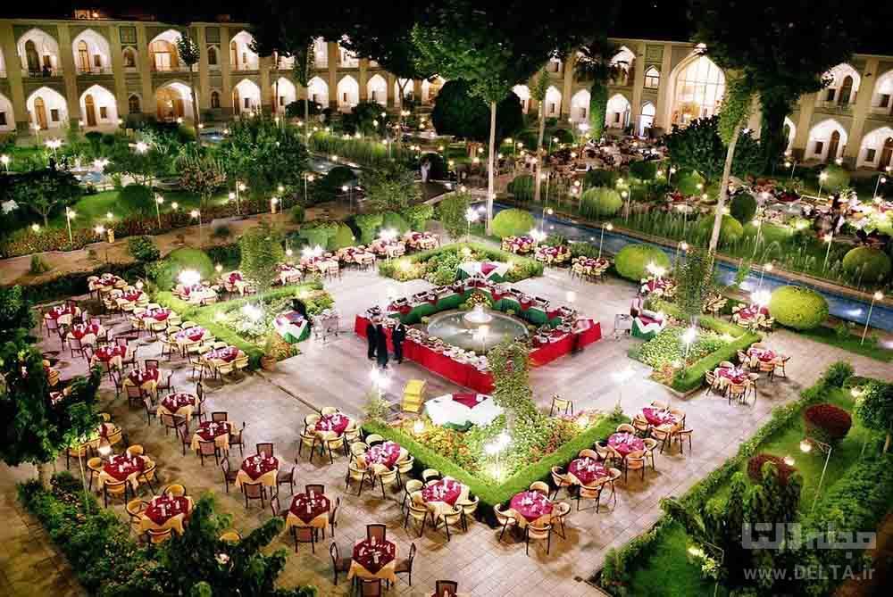 هتل کاروانسرای عباسی