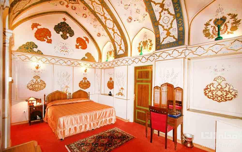 سوئیت قاجار هتل عباسی