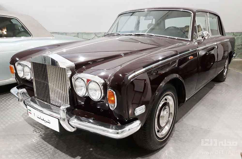 خودرو های با ارزش موزه