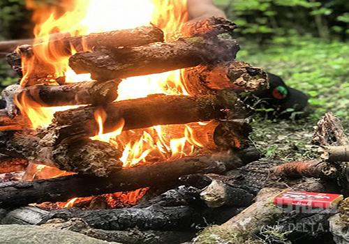 روش های روشن کردن آتش