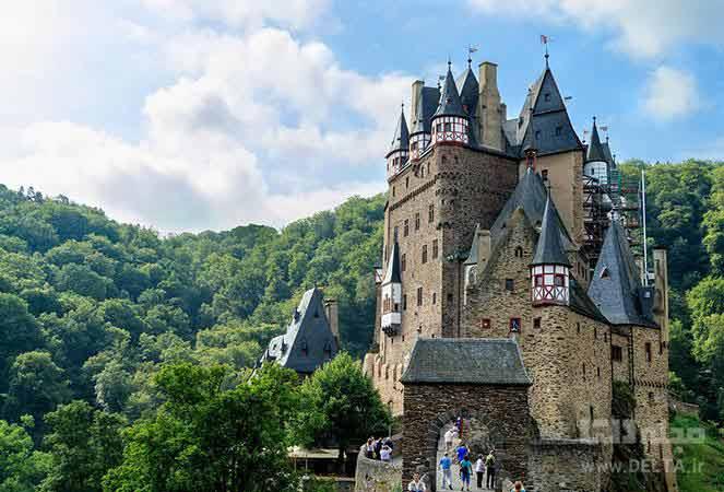 قلعه عجیب