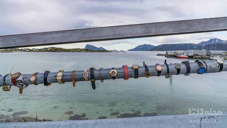 زمان در نروژ