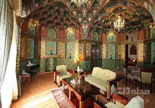هتل کاروانسرای عباسی اصفهان