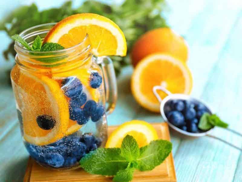 نوشیدنی پرتقال