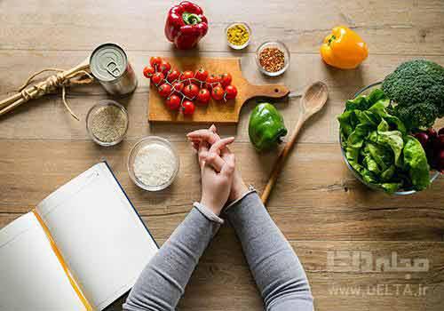 رژیم غذایی چاقی