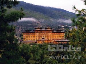 زیبایی های کشور بوتان