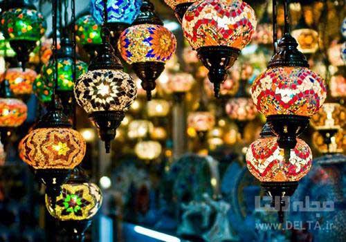 صنایع دستی استانبول