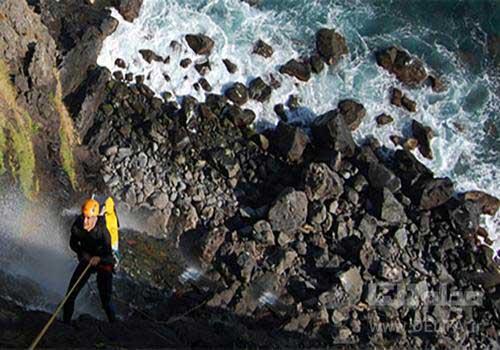 کوهنوردی در ازور پرتغال