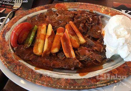 کباب ترکی استانبول