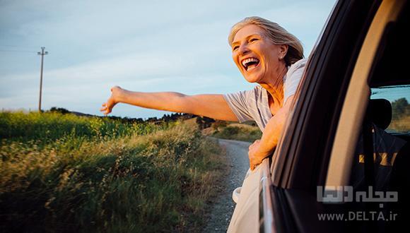 سفر تنهایی زنان